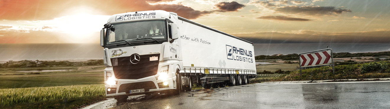 Rhenus UK - Truck Transport